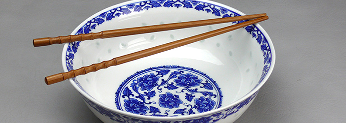 Chinesische Essstäbchen