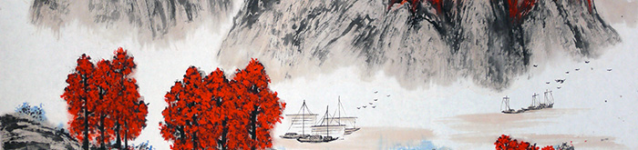 Chinesische Malerei & Tuschezeichnungen