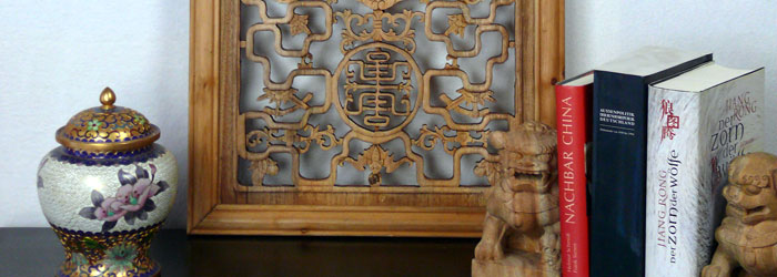 Wandschmuck & Chinesische Fenster
