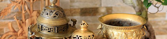 Messing- & Bronzegefäße