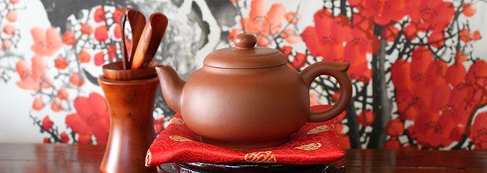 Yixing Teekannen