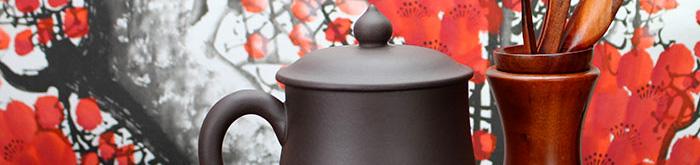 Chinesische Teetassen aus Yixing-Ton