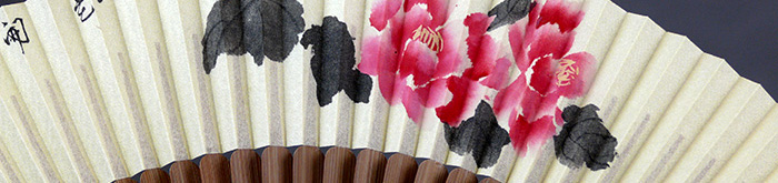 Chinesische Fächer & Wandfächer