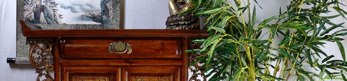 chinesische mobel dekor