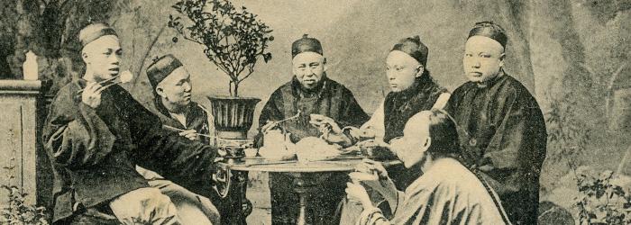 Teekultur & Gedeck