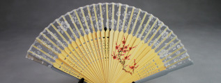 Chinesische Handfächer & Wandfächer