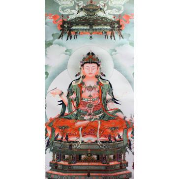 "Buddhistisches Bild ""Avalokiteshvara Bodhisattva"""