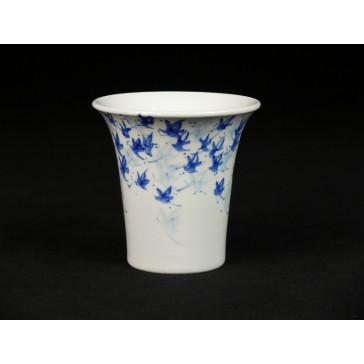 """Mini Vase Porzellan """"Kirschblüten"""""""
