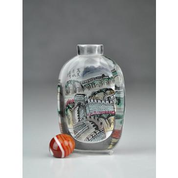 """Große Snuff Bottle """"Jiankou"""""""