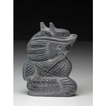 """Steinfigur """"Chinesische Tierkreiszeichen – Der Drache"""""""