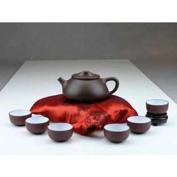 """Yixing Teeservice """"Zu Ehren des Gastes"""", Shi Piao"""