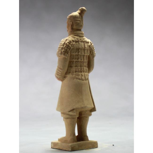 Terrakotta Krieger General 22 cm Serie Terra Cotta Armee Tonsoldat China Xian
