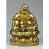 """Buddha """"Vollkommene Erleuchtung"""", Glücks-Buddha-Skulptur"""