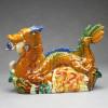 Chinesischer Drache Figur Tang-Keramik groß