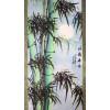 """Rollbild """"Bambus im Mondschein"""" (links)"""