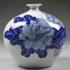 "Kugelvase ""Lotusblüte"" chinesische Vase"