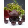 "Yixing Teeservice ""Harmonie"", chinesische Teekanne Ton"