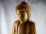 Buddha Holzfigur