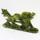 Chinesischer Drache, Jadedrachen-Figur, Schutzdrache