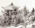 Chinesische Tuschemalerei