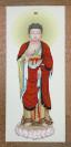 """Rollbild """"Buddha Shakyamuni"""""""