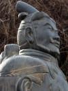 """Xi'an Terrakottakrieger """"General"""""""