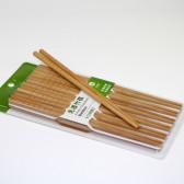 """Chinesisches Essstäbchen Set """"Bambus Klassisch"""" (24 Chop Sticks)"""