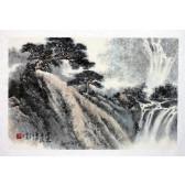"""Peng Guo Lan """"Wasser wie Kristall"""""""