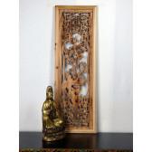 """Chinesisches Wandbild """"Pflaumenblüte im Fenster"""""""