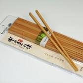 """Chinesische Essstäbchen """"Bambus Präsent"""" (20 Chop Sticks)"""