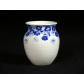 """Mini Vase Porzellan """"Pfingstrosen"""""""