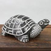 Stein-Figur Schildkröte, Glücksschildkröte Feng-Shui