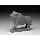 """Steinfigur """"Chinesische Tierkreiszeichen - Das Schwein"""""""