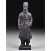 """Terrakotta-Krieger aus Xi'an """"Offizier"""" (22cm Serie)"""