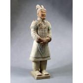 """Terrakotta-Krieger aus Xi'an """"General"""" (hell, 80cm Serie)"""