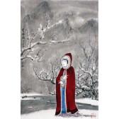 """Wang Xuan """"Winterblumen"""""""