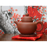 "Yixing Teekanne ""Prosperität"", Pan Hu (letztes Exemplar)"