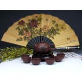 """Yixing Teeservice """"Blütentraum"""", Xi Shi"""