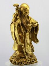 Bronzefigur