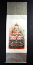 Buddhistisches Bild