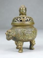 Bronzebehälter