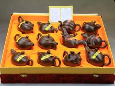 Yixing Teekannen Set