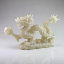 Feng Shui Drache, Schutzdrache chinesische Garten Dekoration (XL)