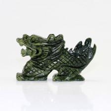 Glücksdrache, chinesischer Drachen-Glücksbringer