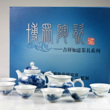 Chinesisches Teeservice