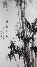 Chinesisches Rollbild
