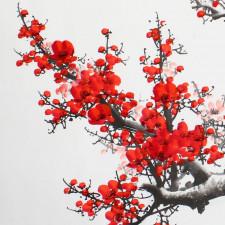 Rollbild, chinesische Bildrolle