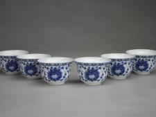 Teezeremonie Set mit Gaiwan und Teedose