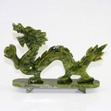 Chinesischer Drache mit Drachenperle, Glücksdrache groß