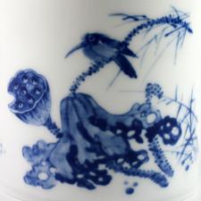 Chinesische Porzellan-Vase